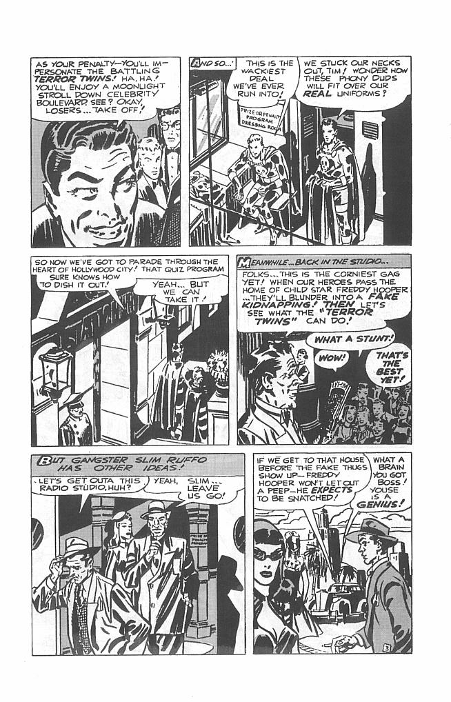 Read online Golden-Age Men of Mystery comic -  Issue #6 - 5