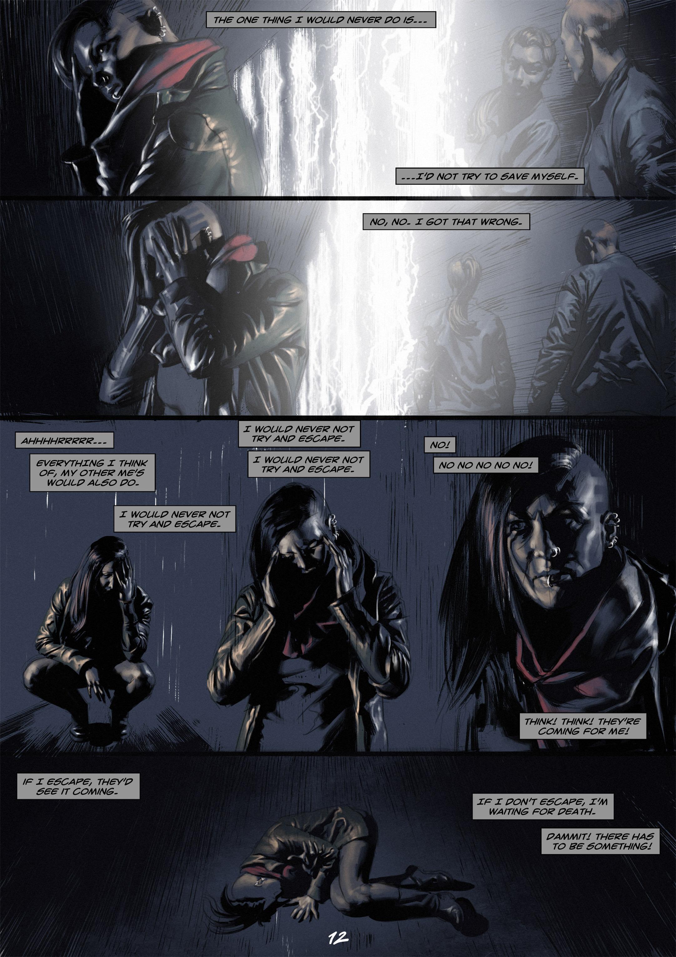 Read online Wynter comic -  Issue #2 - 13