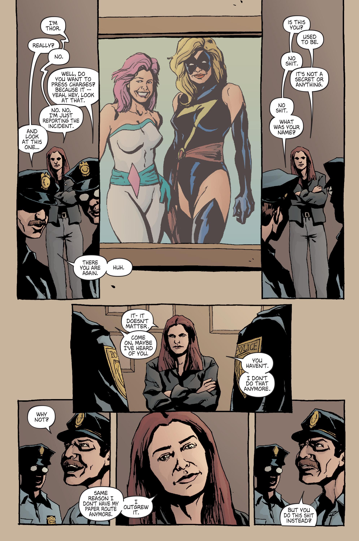 Read online Alias comic -  Issue #1 - 7