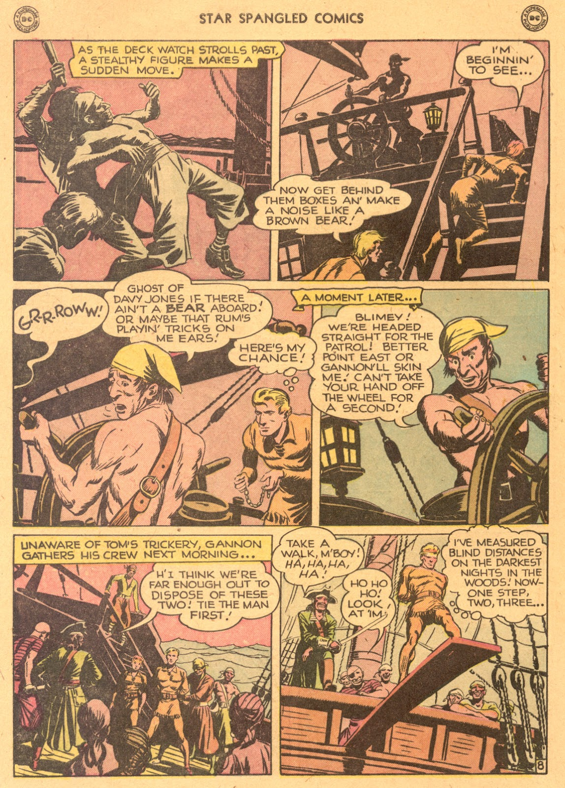 Star Spangled Comics (1941) issue 80 - Page 45