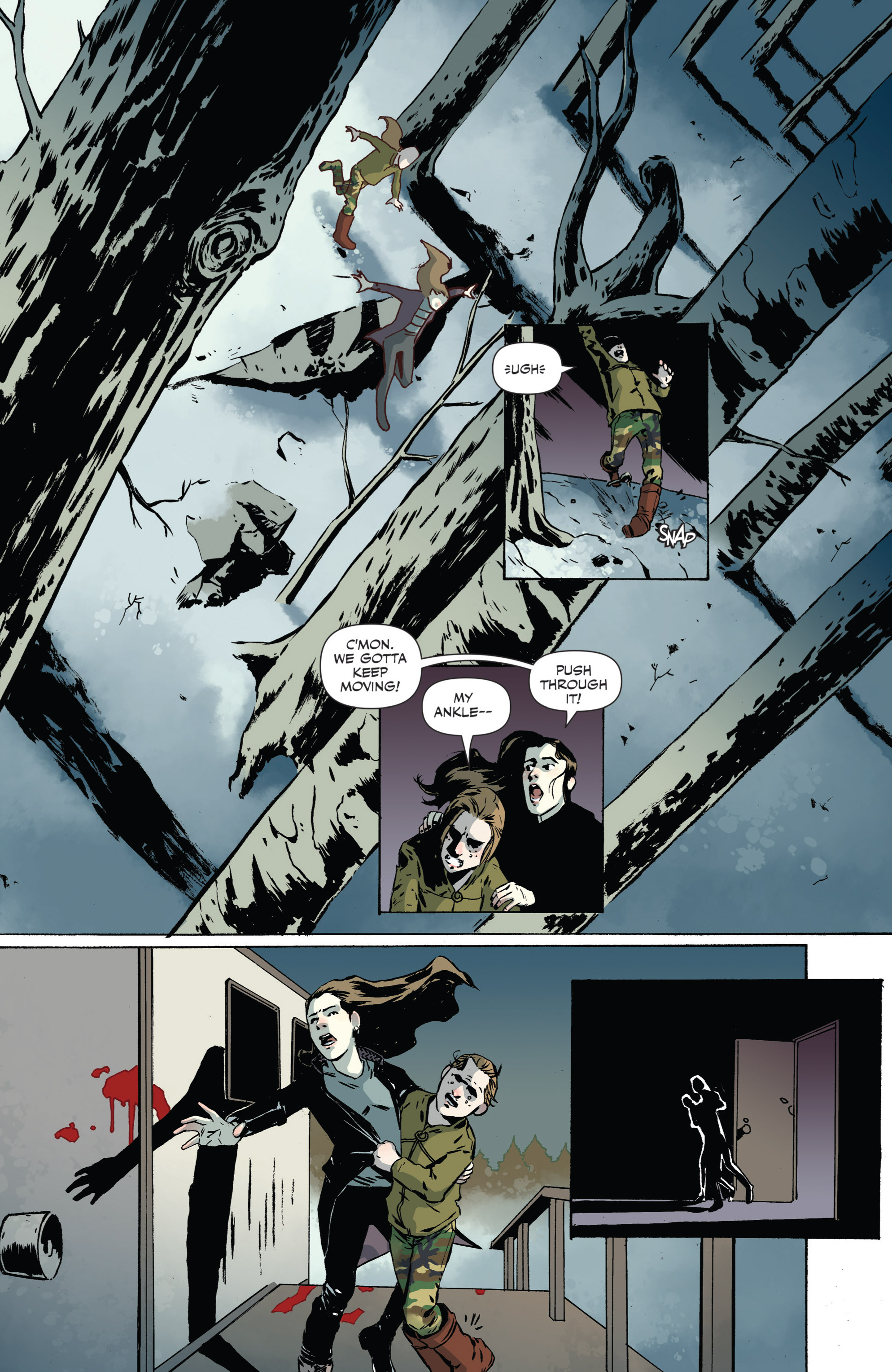 Read online Sheltered comic -  Issue #2 - 22