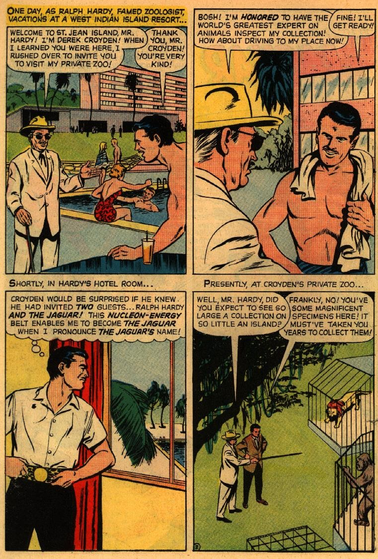 Adventures of the Jaguar issue 3 - Page 14