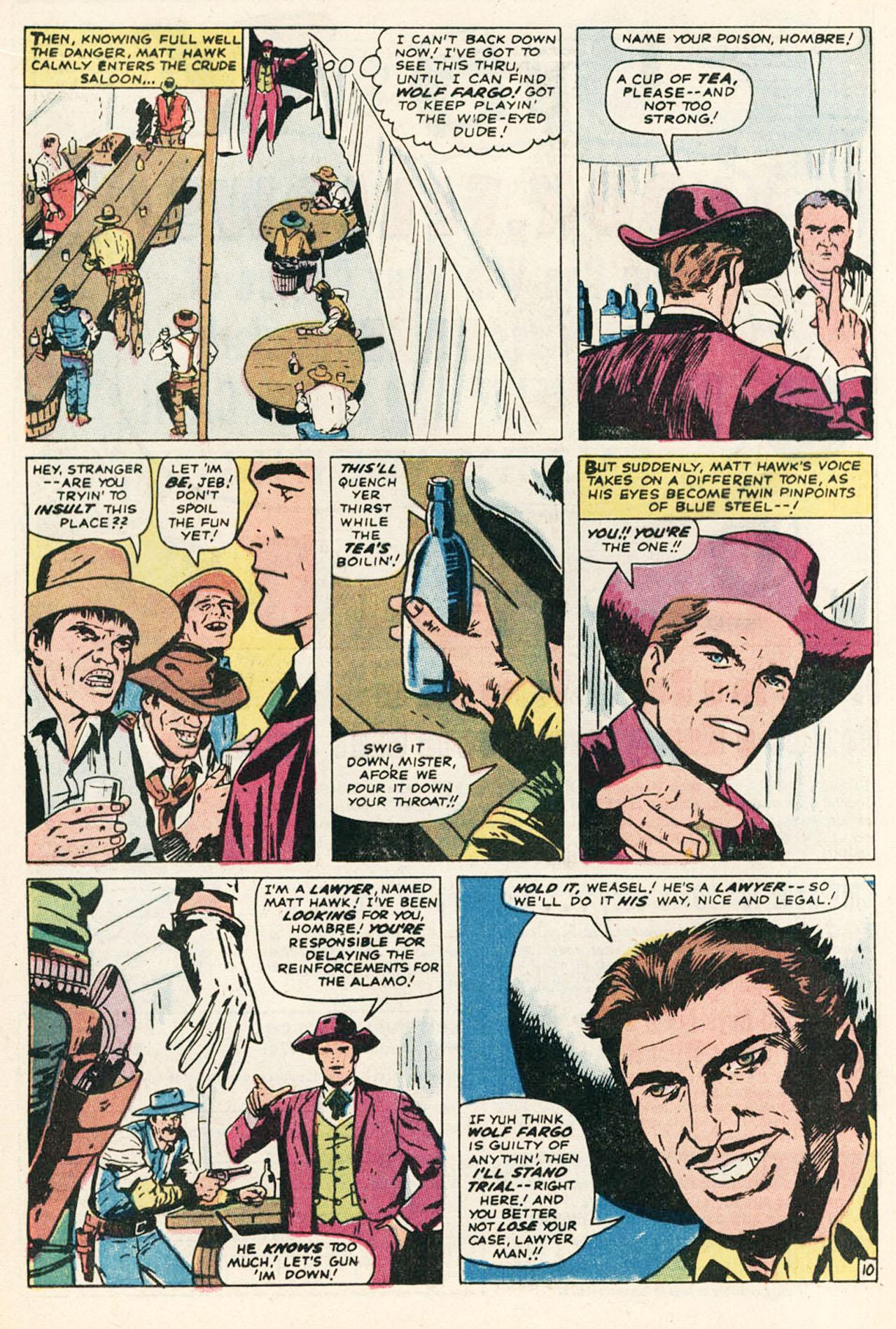 Read online Two-Gun Kid comic -  Issue #95 - 16