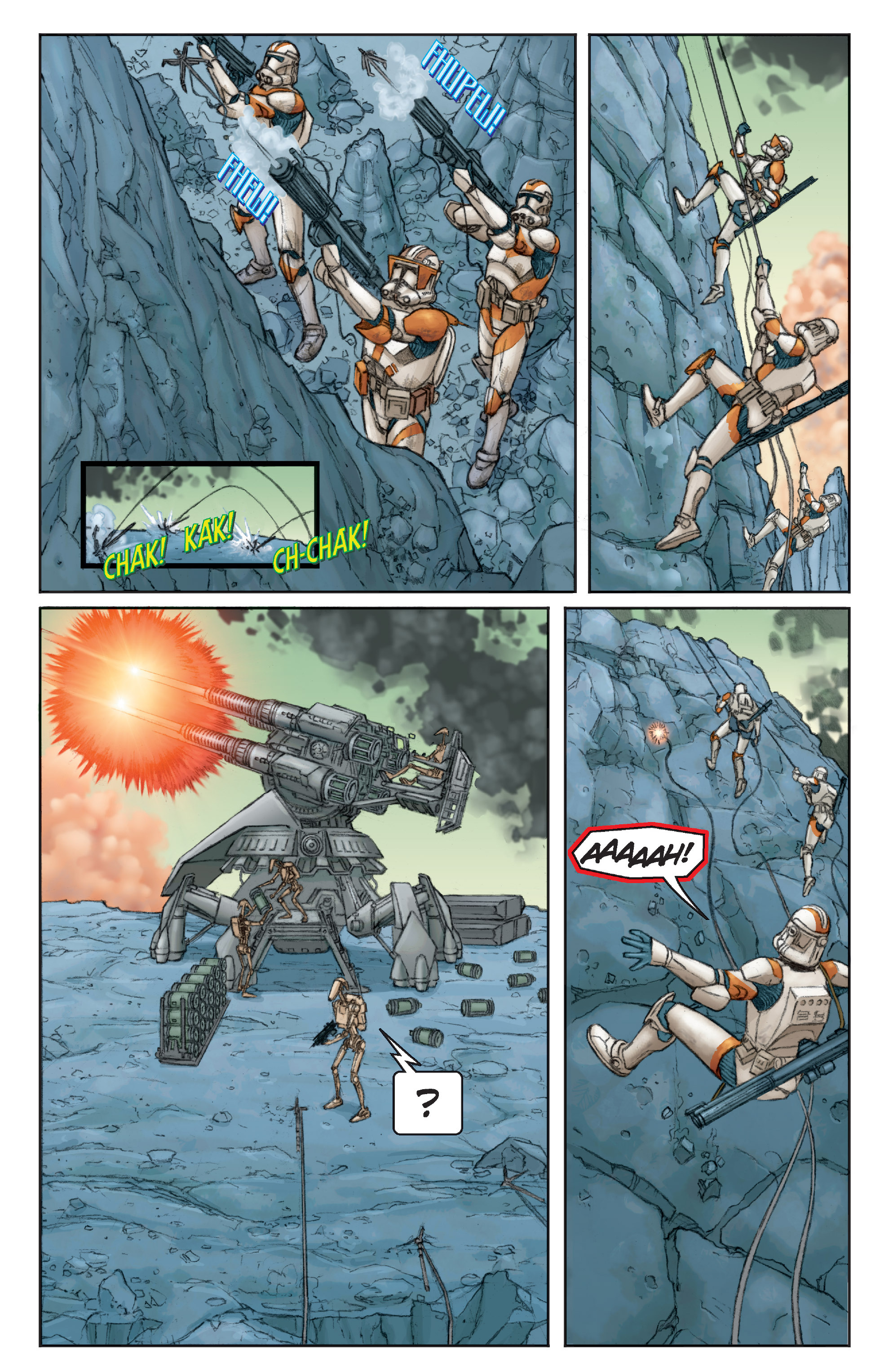 Read online Star Wars Omnibus comic -  Issue # Vol. 26 - 352