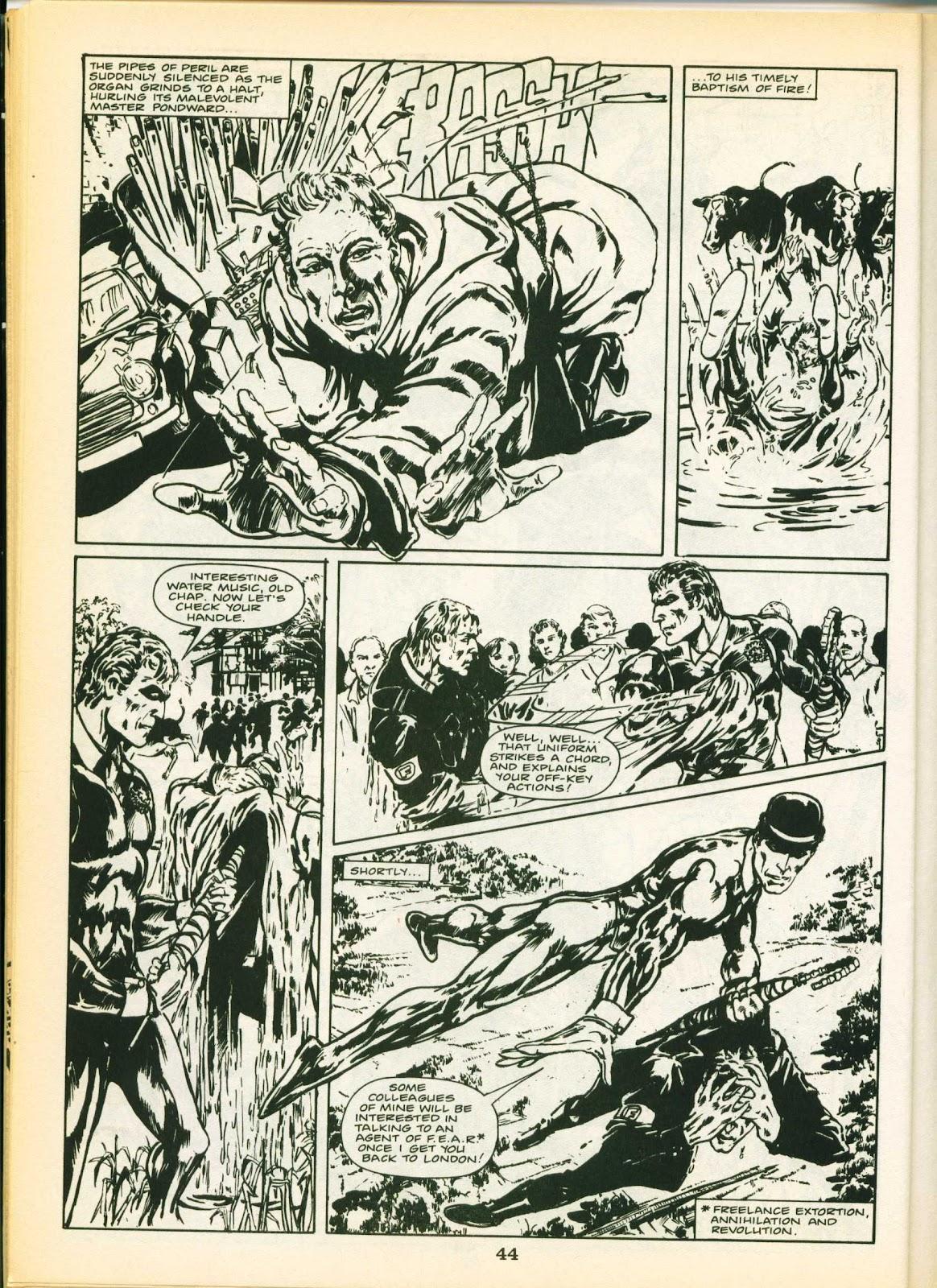 Warrior Issue #20 #21 - English 44