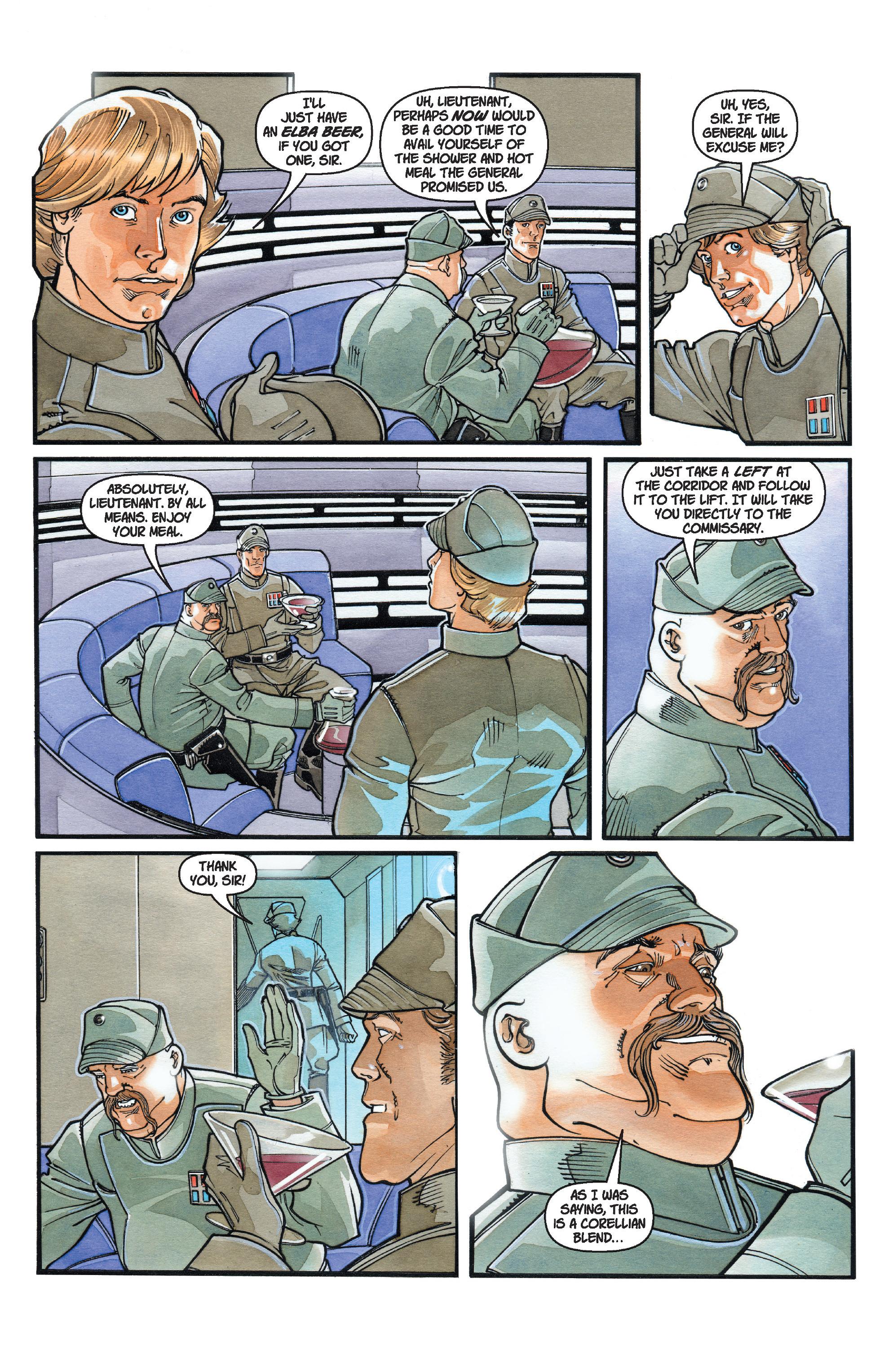Read online Star Wars Omnibus comic -  Issue # Vol. 22 - 244