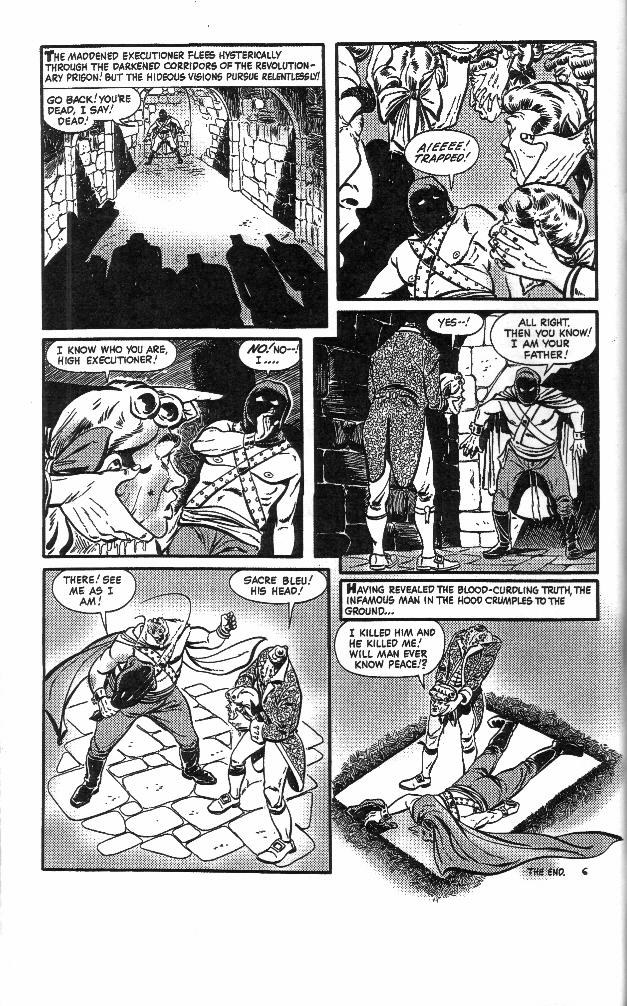 Read online Men of Mystery Comics comic -  Issue #45 - 50
