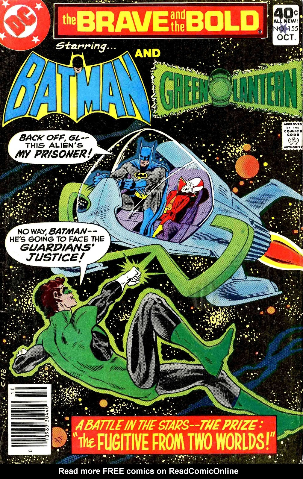 The Brave and the Bold (1955) issue 155 - Page 1