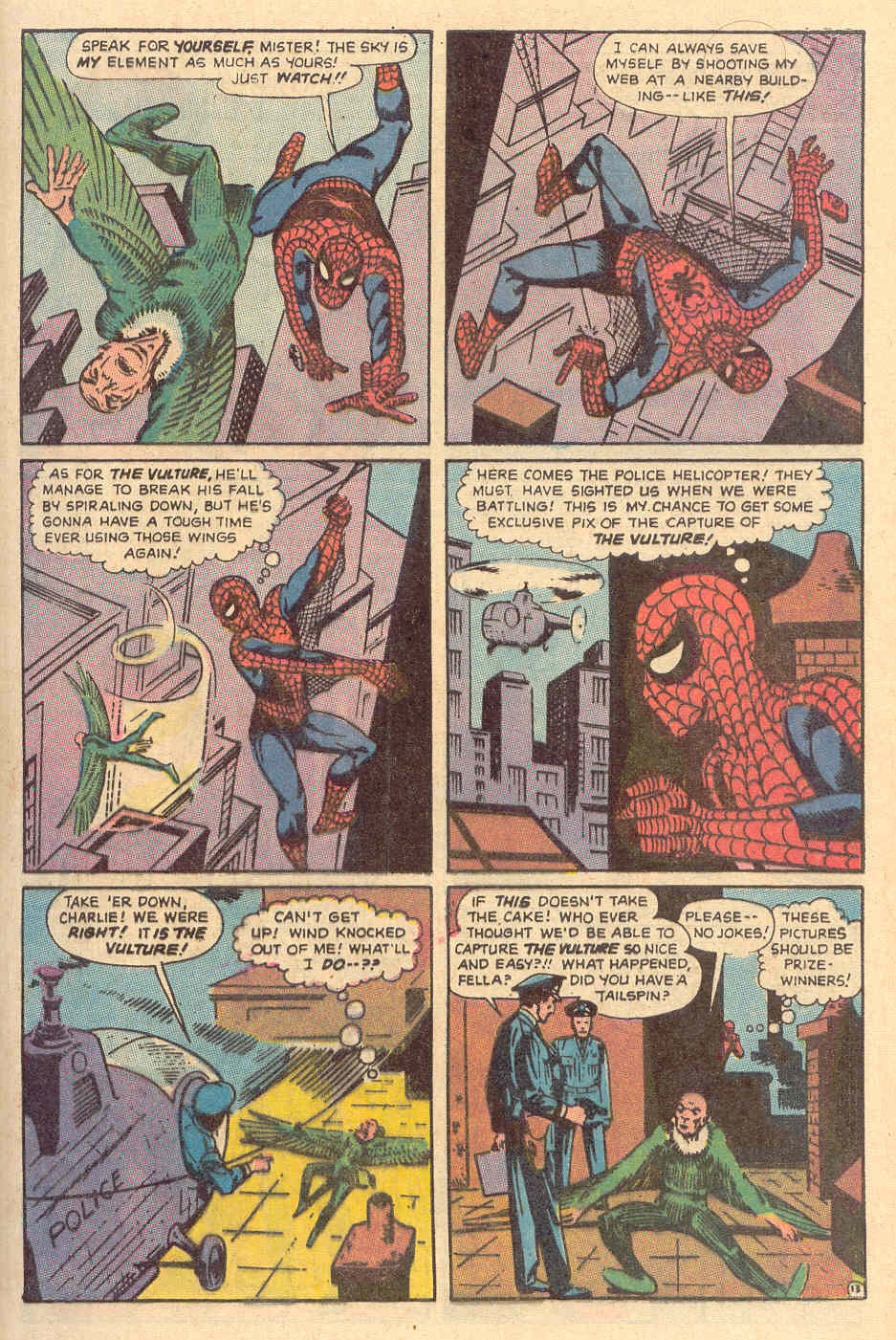 The Amazing Spider-Man (1963) _Annual_7 Page 24