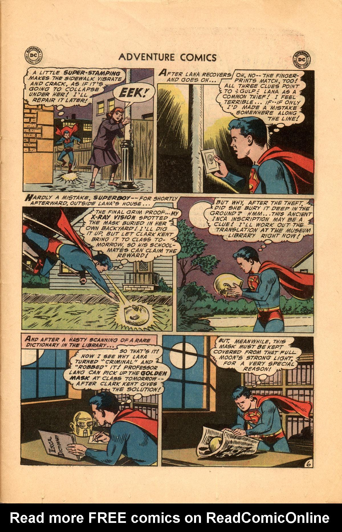 Read online Adventure Comics (1938) comic -  Issue #332 - 31