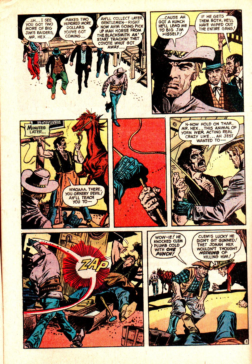 Read online All-Star Western (1970) comic -  Issue #10 - 7