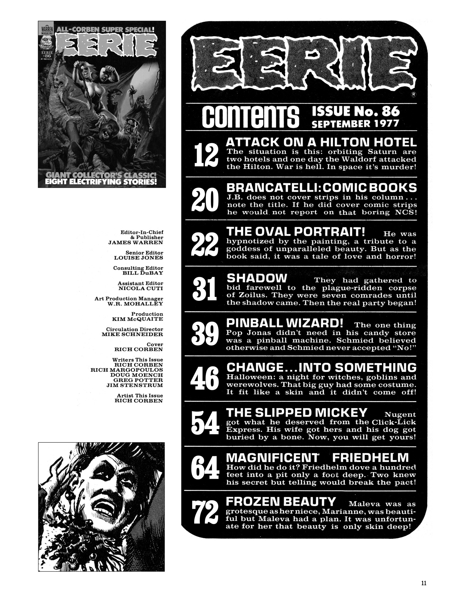 Read online Eerie Archives comic -  Issue # TPB 18 - 12