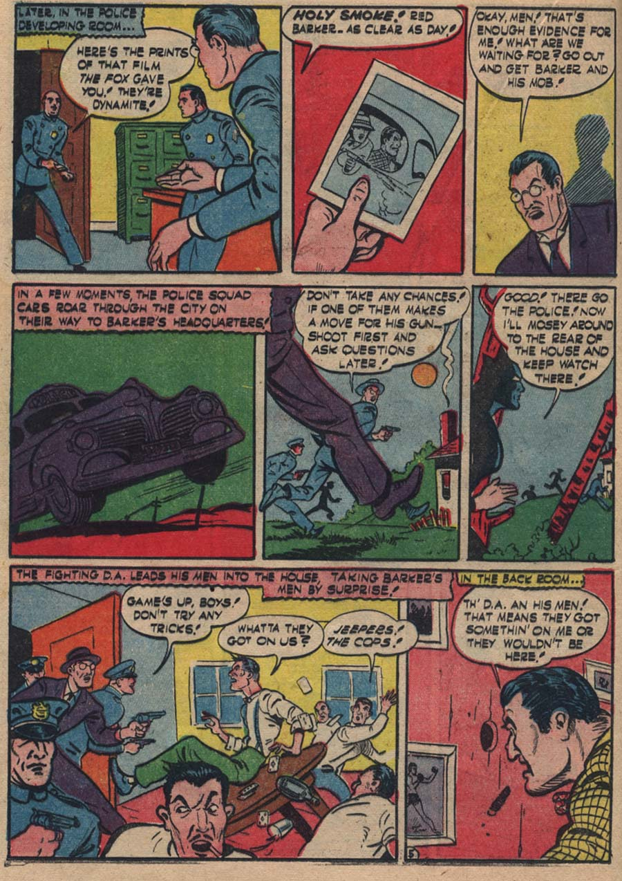Blue Ribbon Comics (1939) issue 18 - Page 27