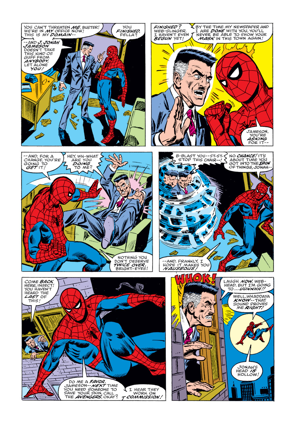The Amazing Spider-Man (1963) 176 Page 3