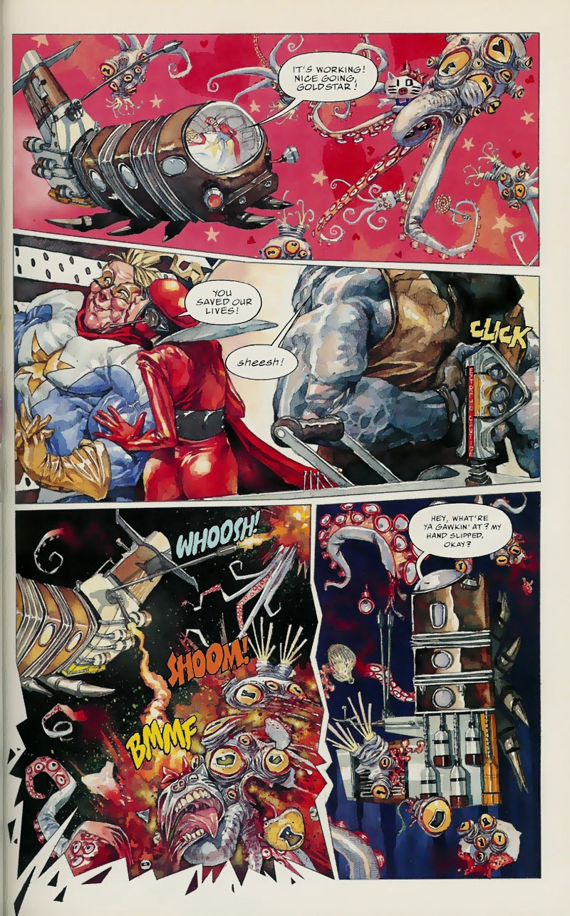 Lobo: Fragtastic Voyage issue Full - Page 20