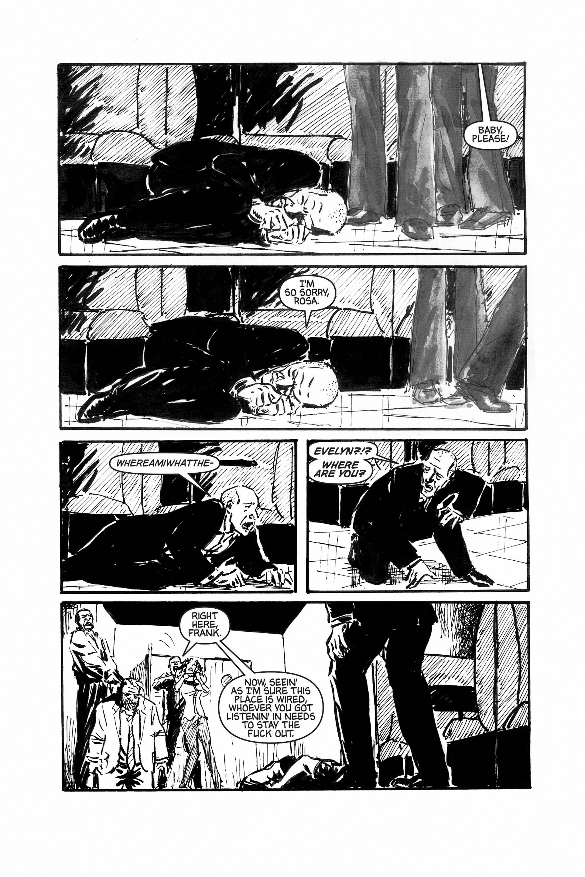 Read online Tumor comic -  Issue # TPB - 198