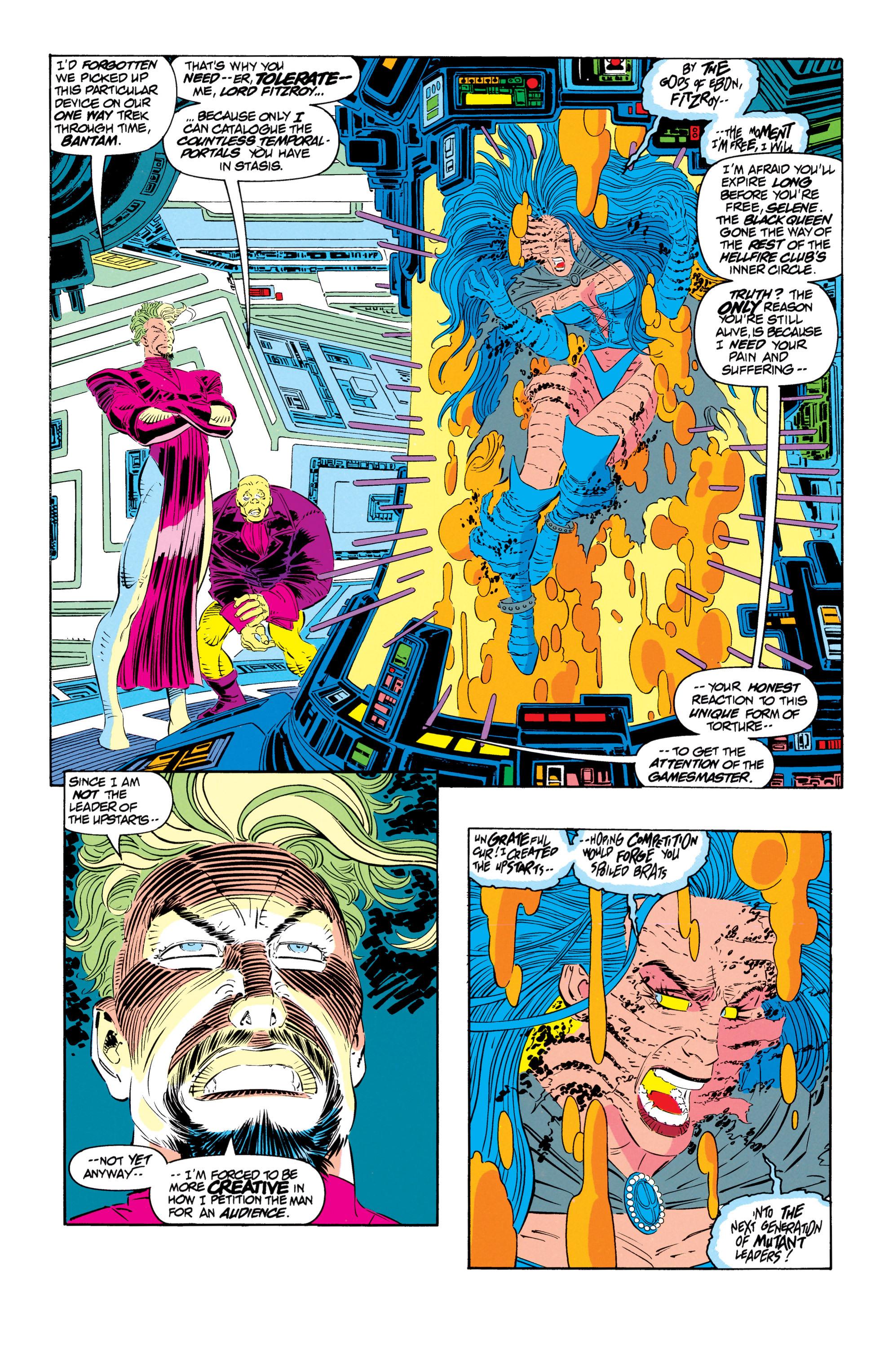 Read online Uncanny X-Men (1963) comic -  Issue #301 - 3