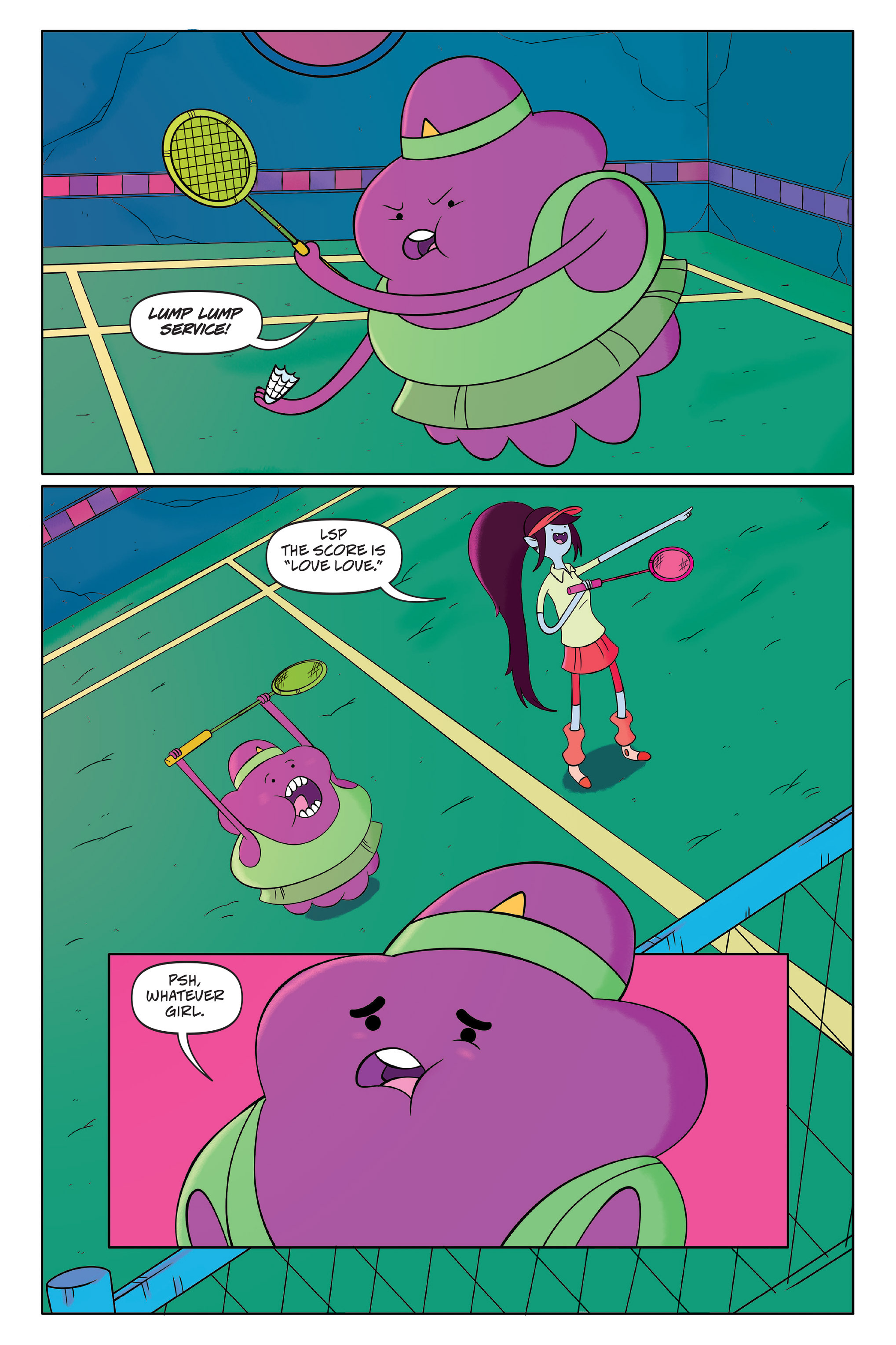 Read online Adventure Time comic -  Issue #Adventure Time _TPB 7 - 81