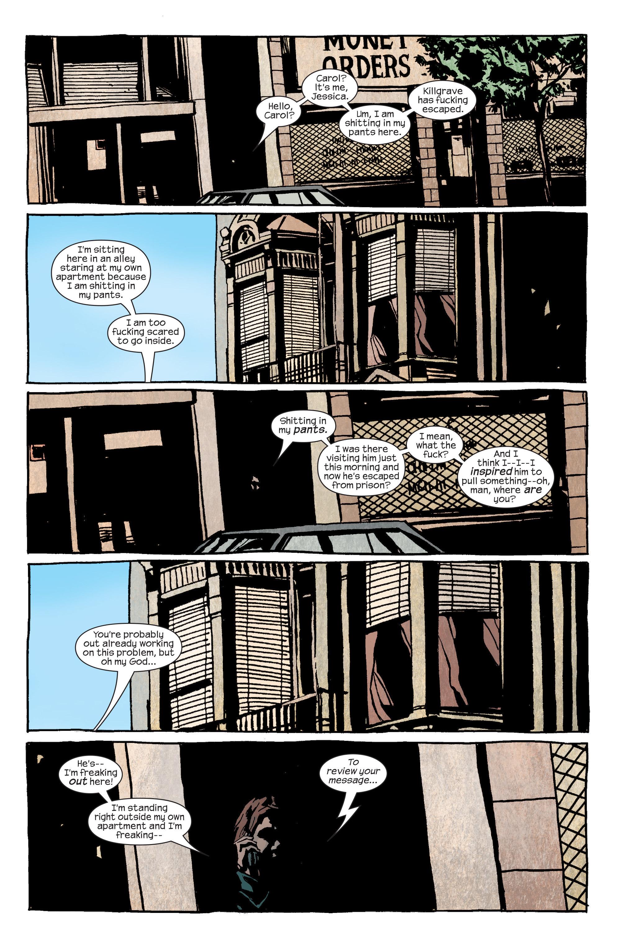 Read online Alias comic -  Issue #27 - 11