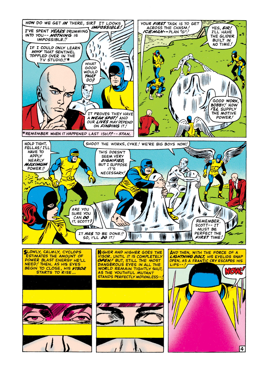 Read online Uncanny X-Men (1963) comic -  Issue #15 - 5