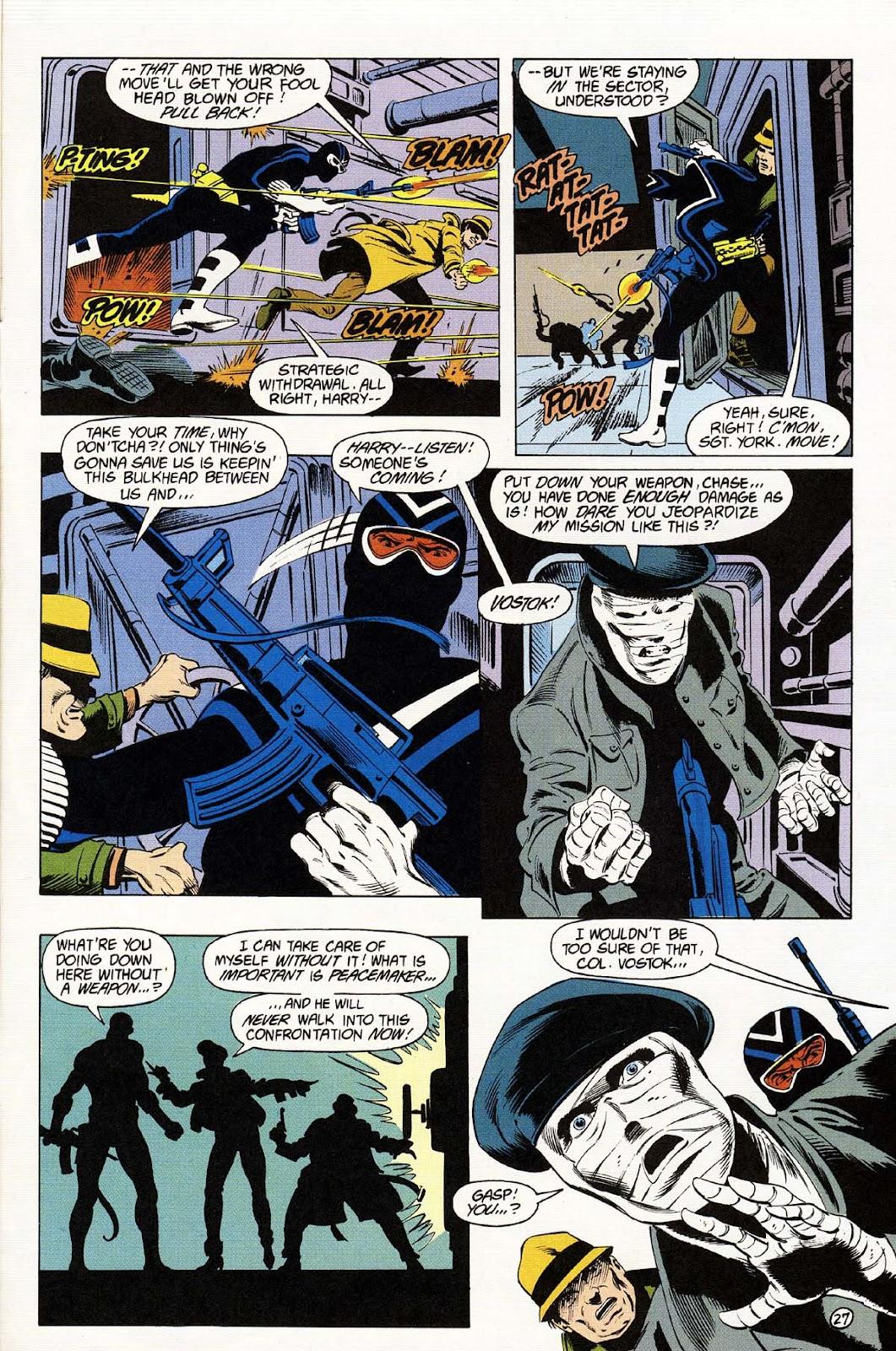 Vigilante (1983) issue 37 - Page 29