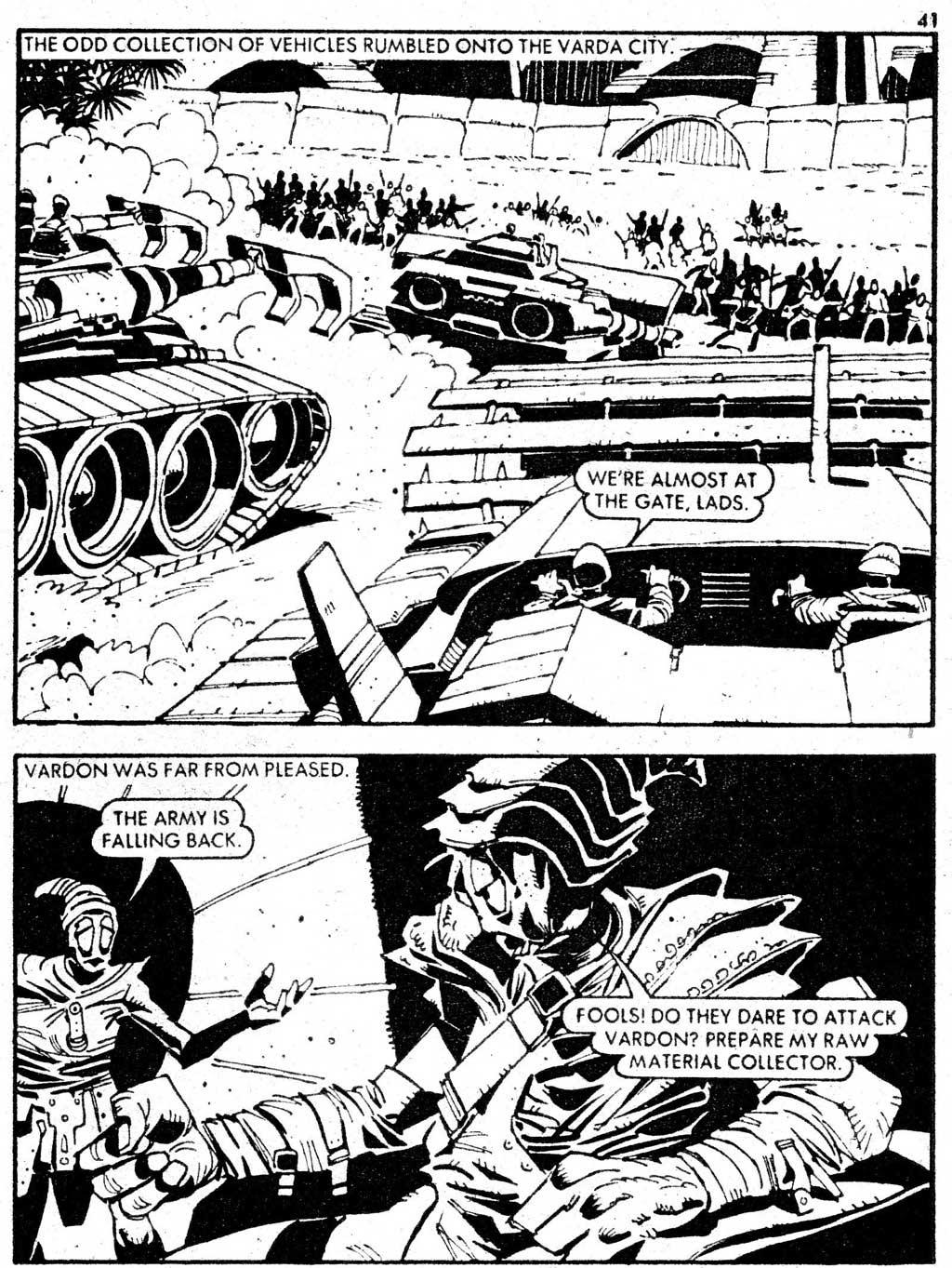 Starblazer issue 71 - Page 41