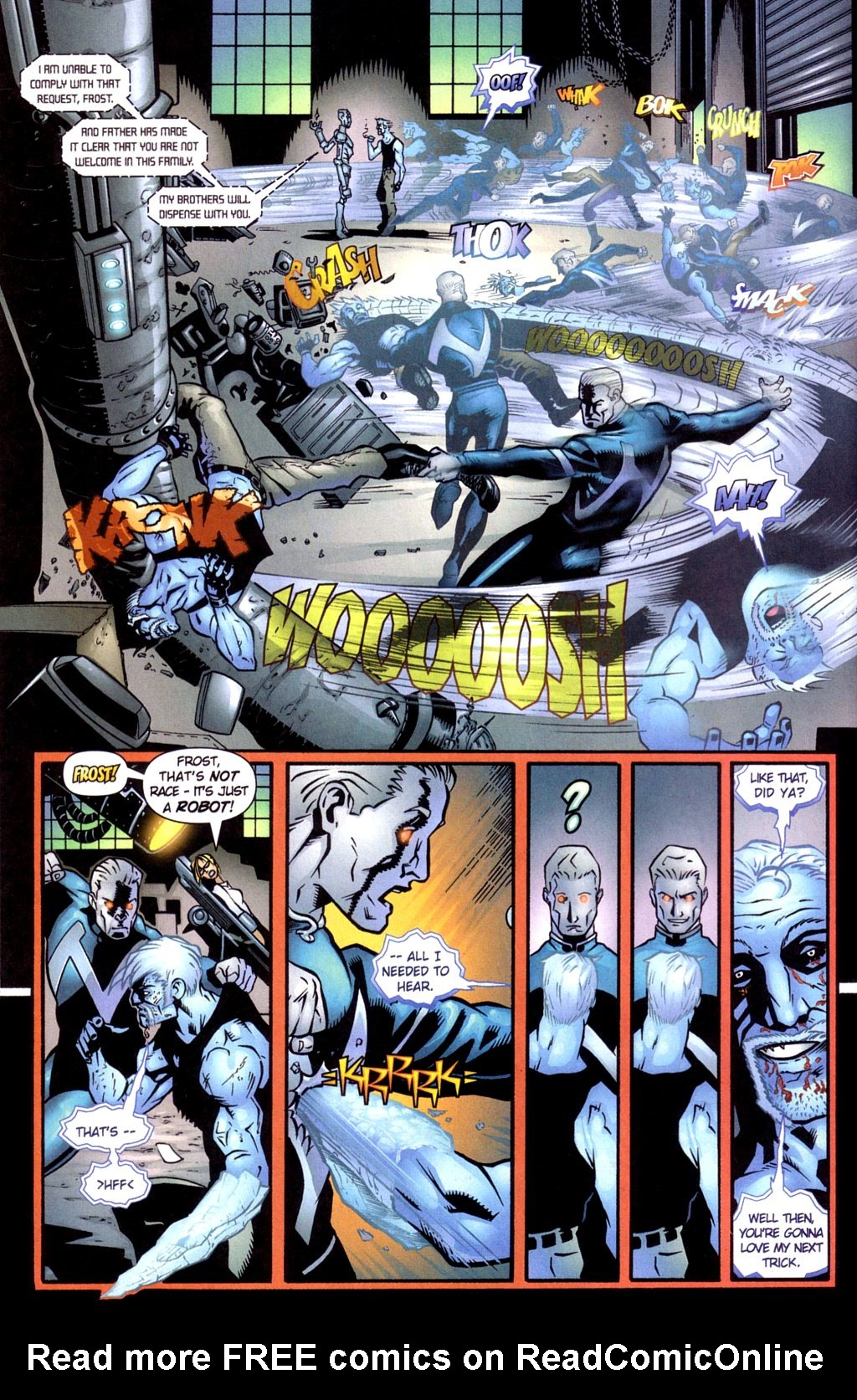 Read online Noble Causes (2002) comic -  Issue #4 - 10