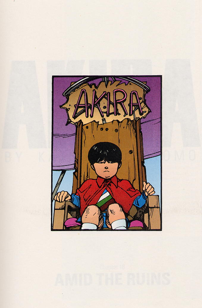 Read online Akira comic -  Issue #18 - 3