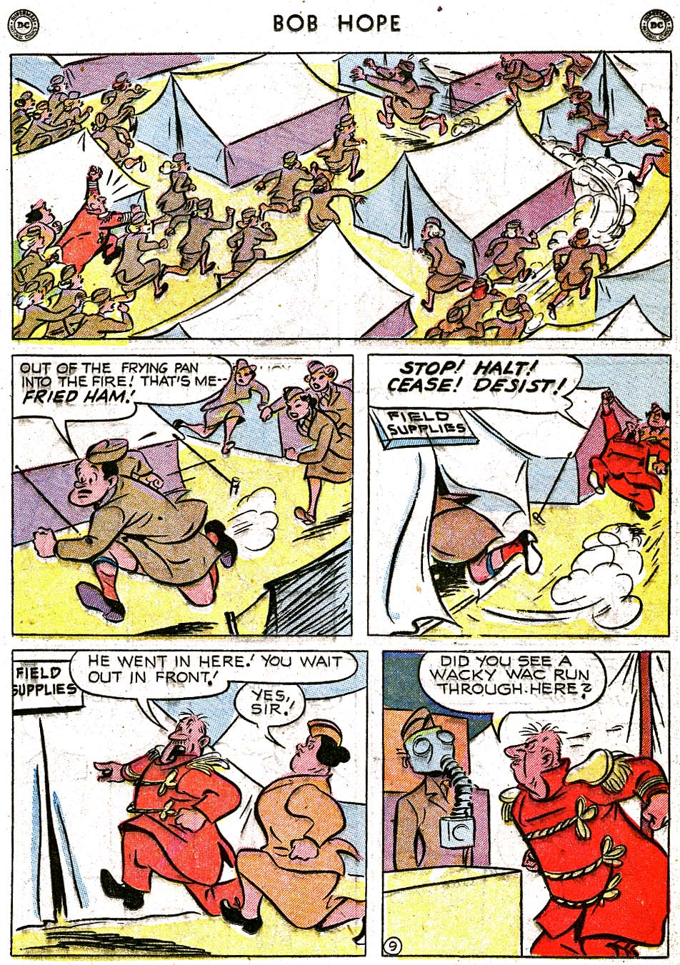The Adventures of Bob Hope issue 8 - Page 23