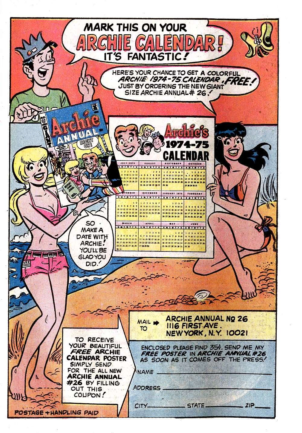 Read online Archie (1960) comic -  Issue #236 - 27
