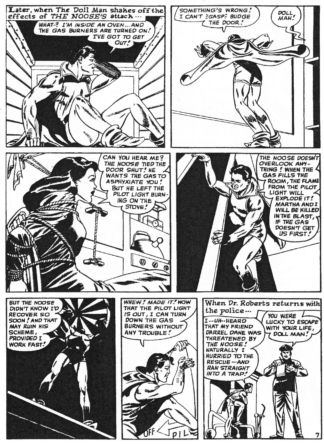 Read online Men of Mystery Comics comic -  Issue #81 - 10