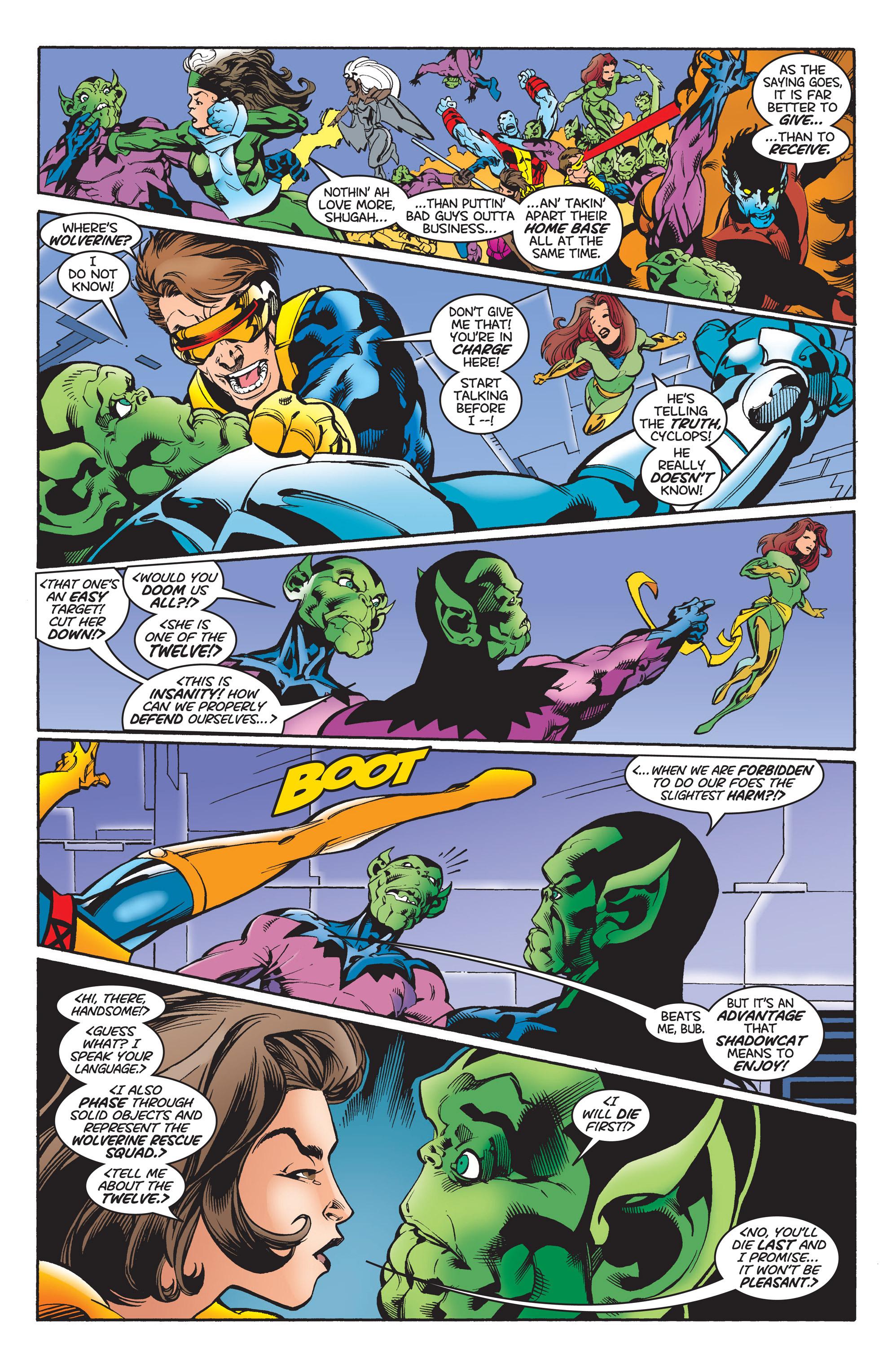 X-Men (1991) 95 Page 14