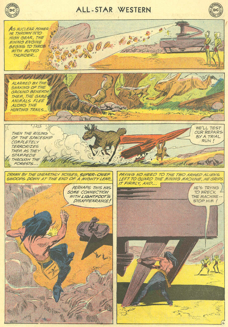 Read online All-Star Western (1951) comic -  Issue #119 - 27