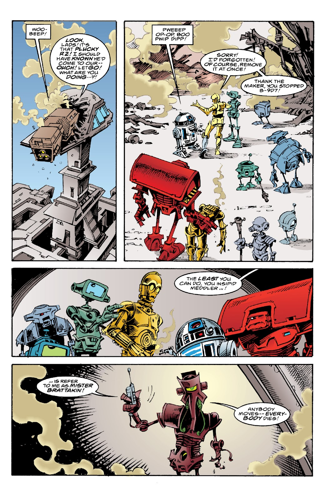 Read online Star Wars Legends Epic Collection: The Empire comic -  Issue # TPB 5 (Part 3) - 81