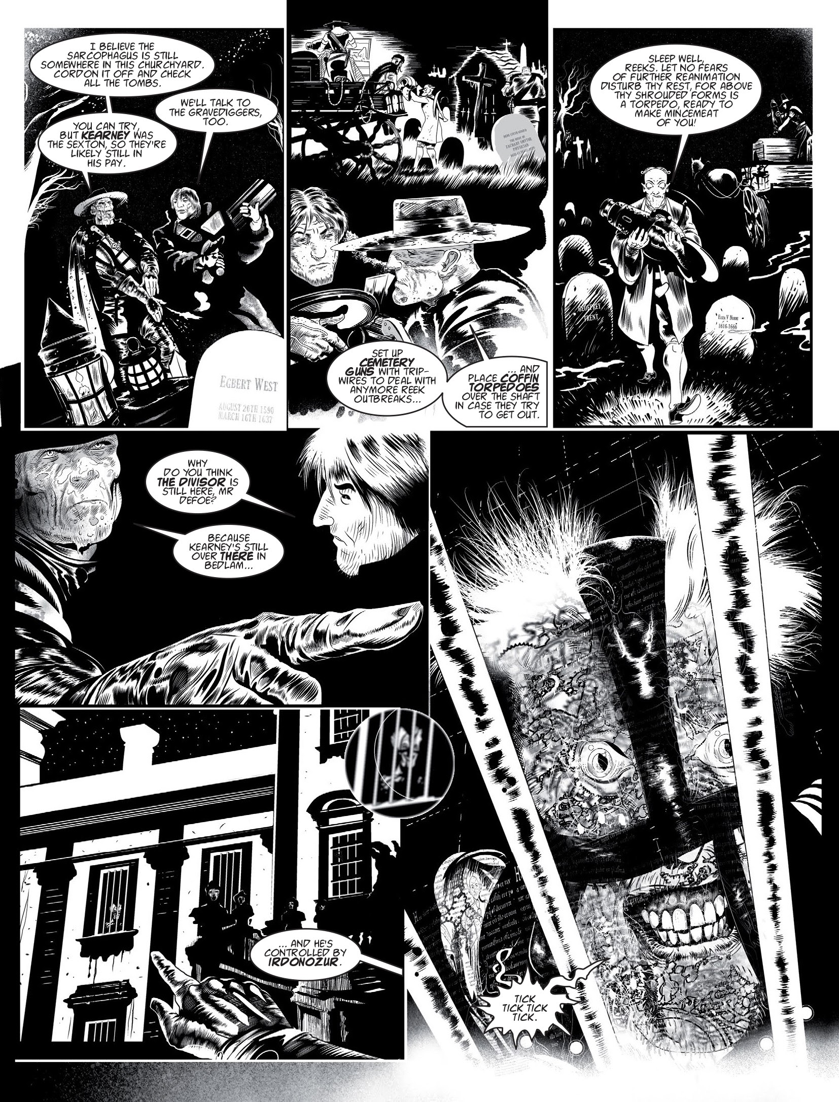 2000 AD 2152 Page 11