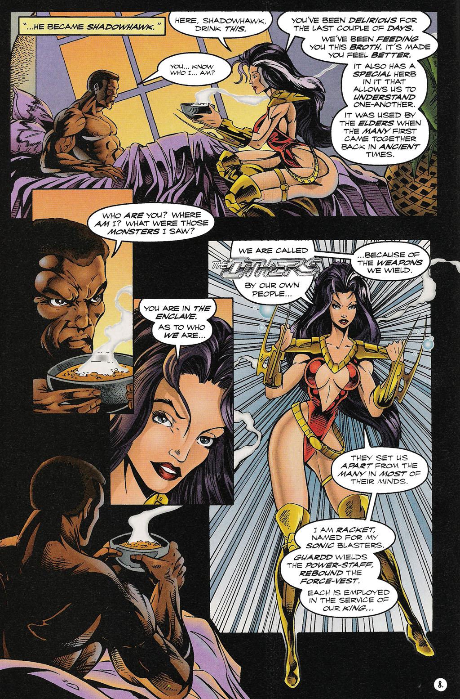 Read online ShadowHawk comic -  Issue #15 - 9