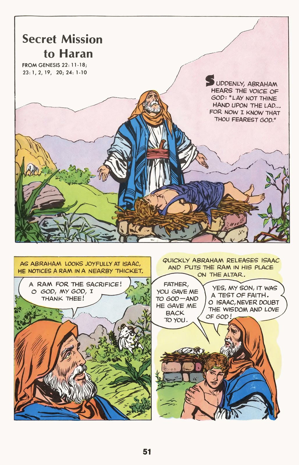 The Picture Bible issue TPB (Part 1) - Page 53