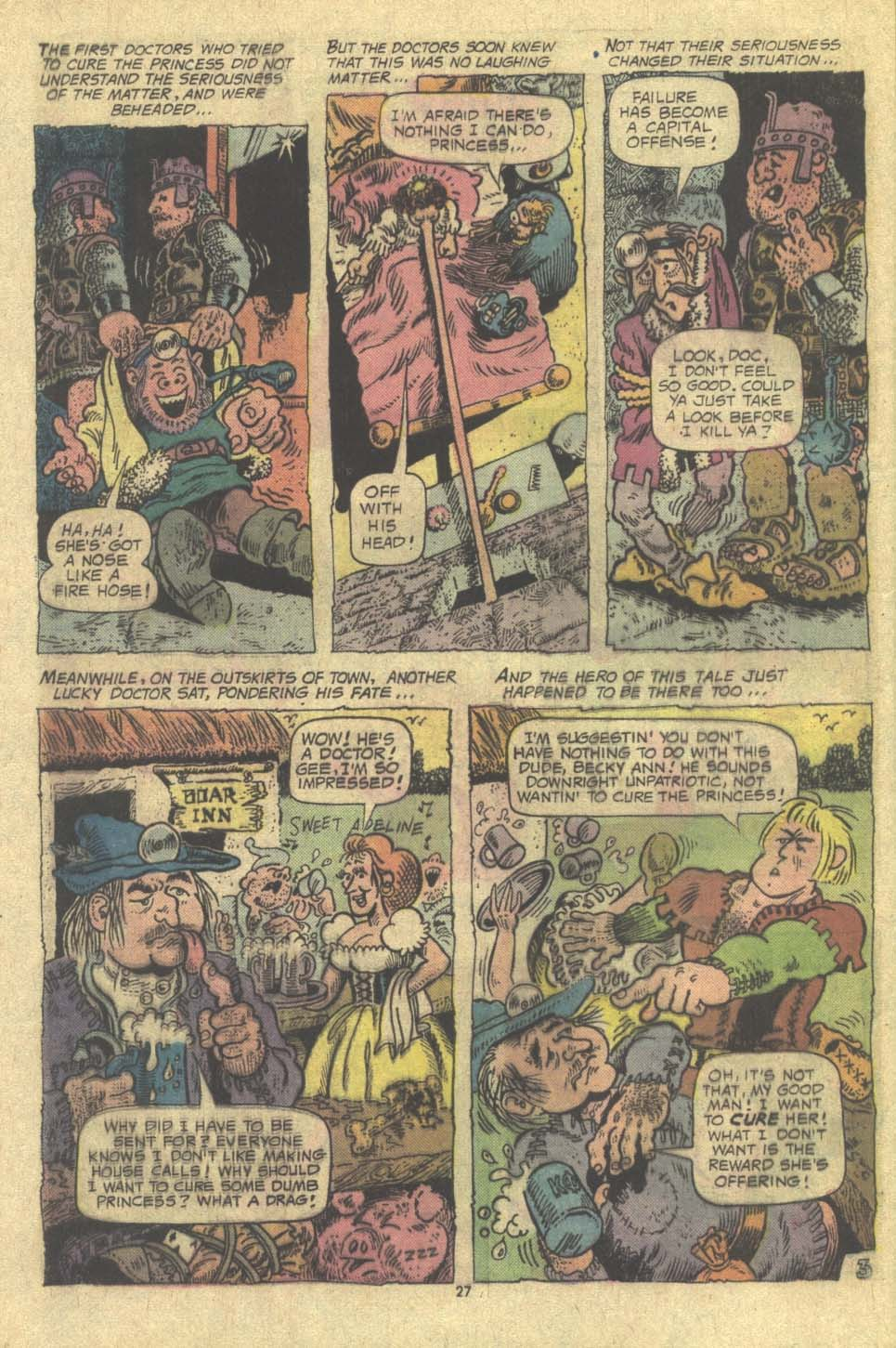 Read online Plop! comic -  Issue #9 - 28