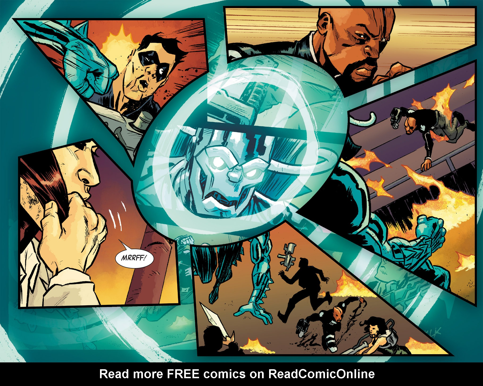 Read online A Year Of Marvels: August Infinite Comic comic -  Issue #A Year Of Marvels: August Infinite Comic Full - 56