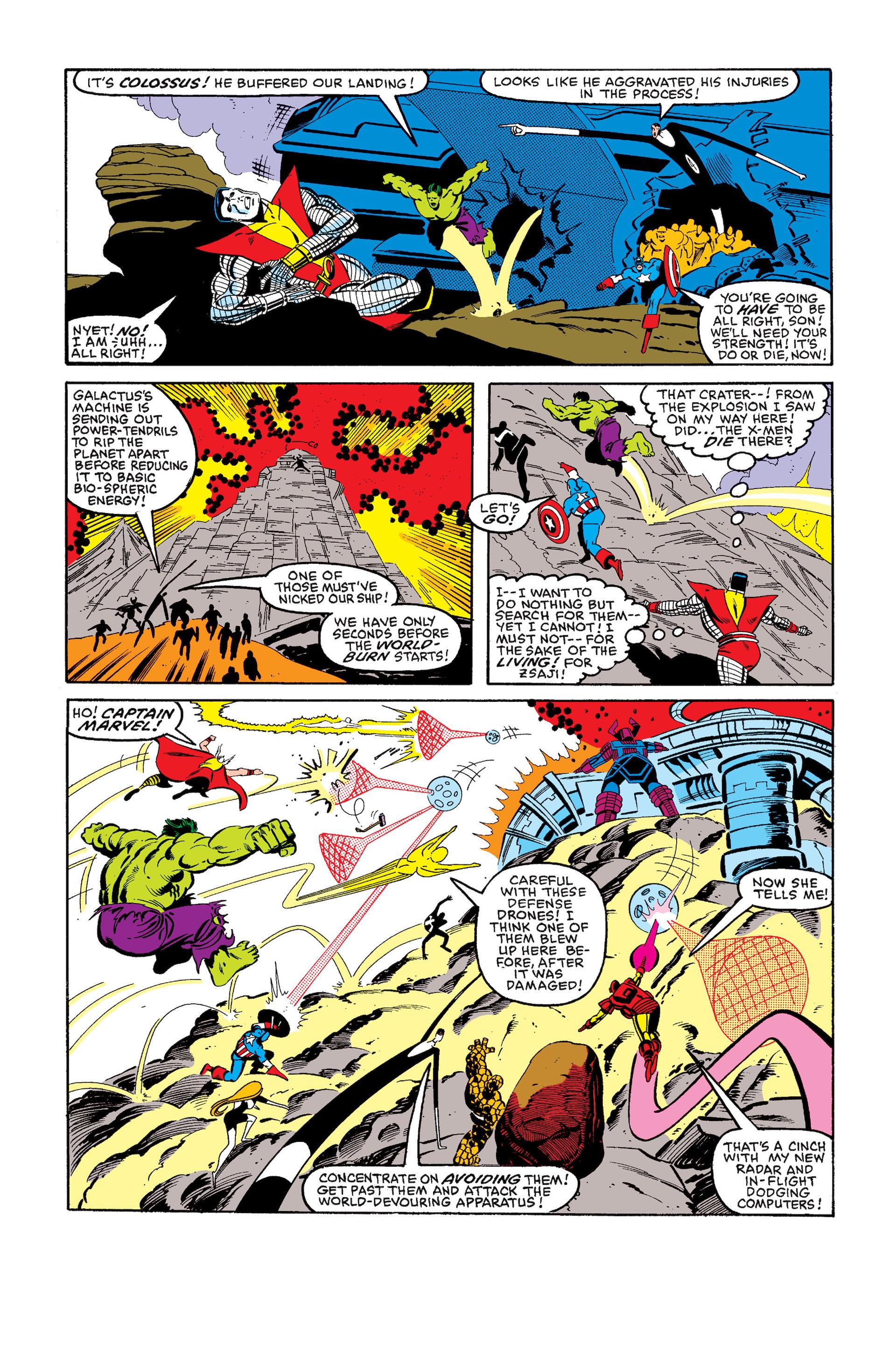 Read online Secret Wars (1985) comic -  Issue #9 - 11