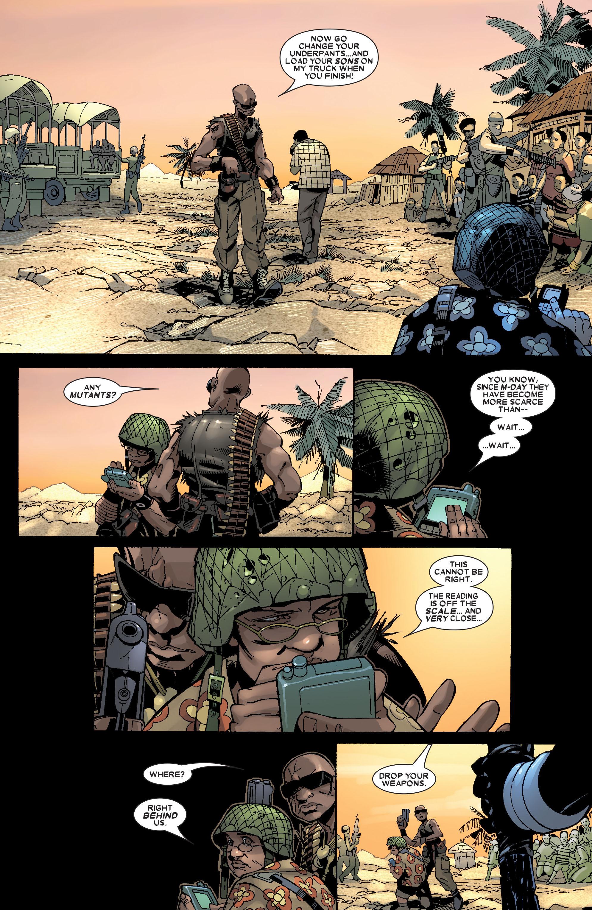Read online Uncanny X-Men (1963) comic -  Issue #472 - 3