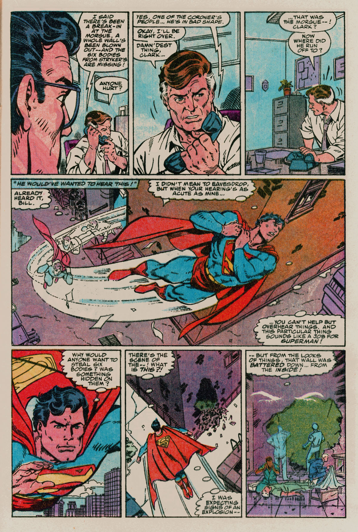 Read online Action Comics (1938) comic -  Issue #665 - 20