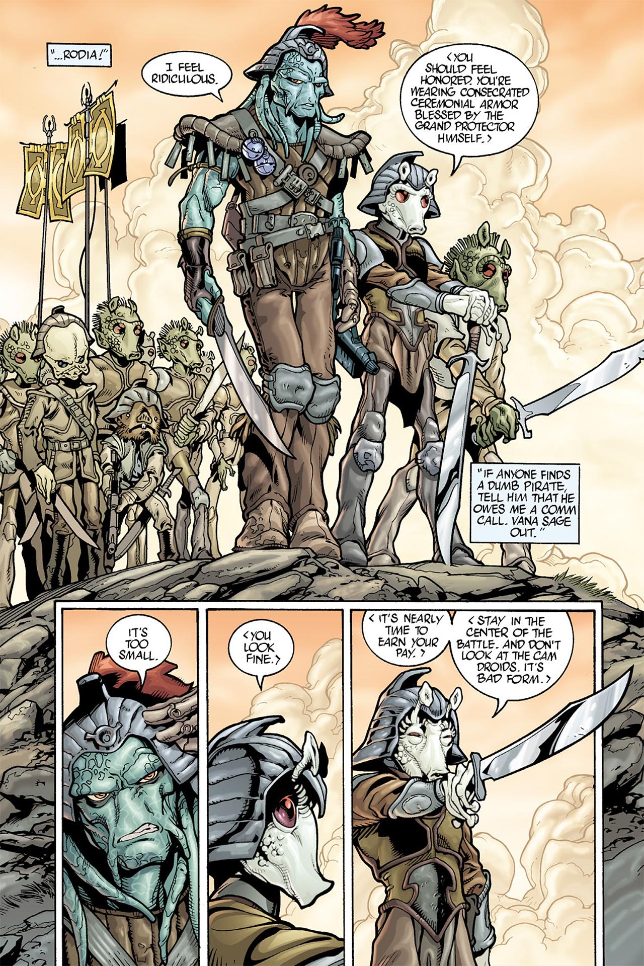 Read online Star Wars Omnibus comic -  Issue # Vol. 10 - 366