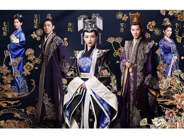 錦繡未央 Princess Weiyoung