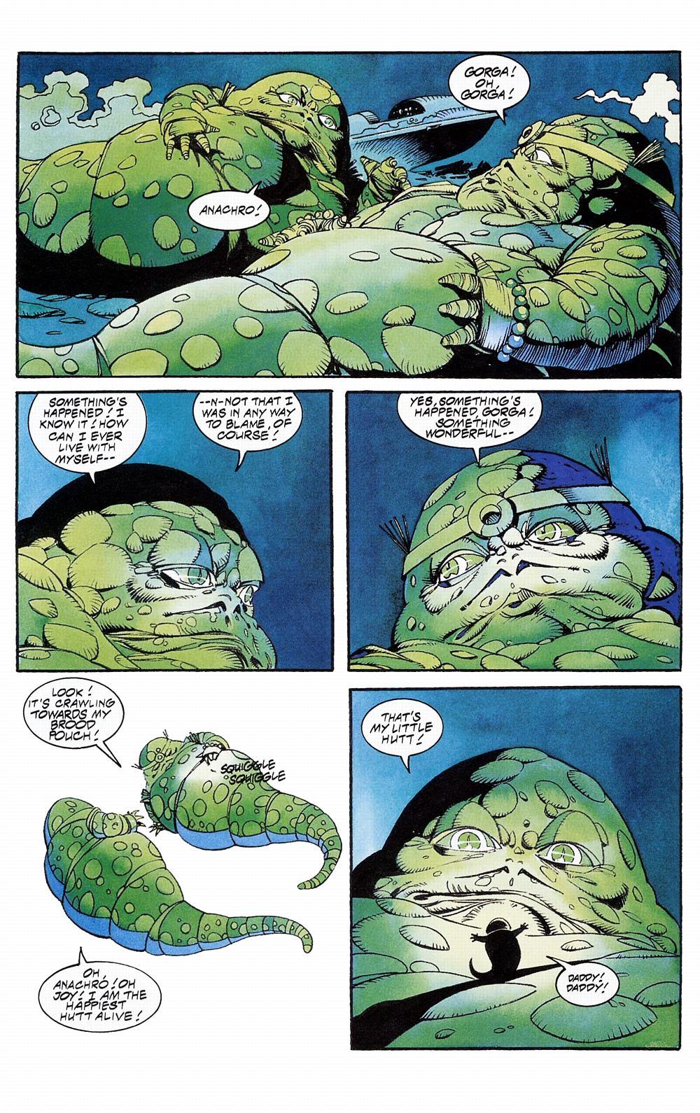 Read online Star Wars Omnibus comic -  Issue # Vol. 12 - 466