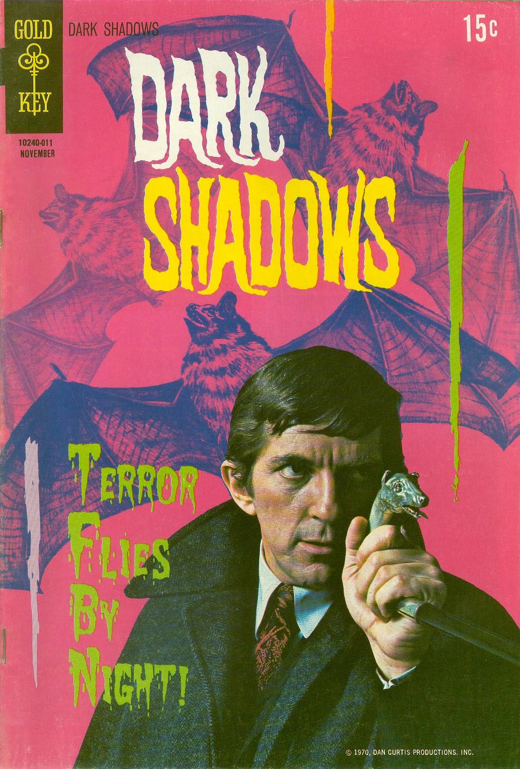 Dark Shadows (1969) 7 Page 1