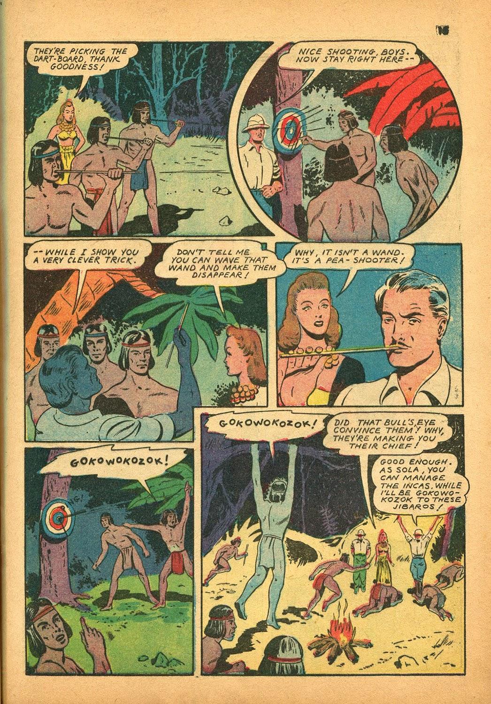 Read online Super-Magician Comics comic -  Issue #9 - 15