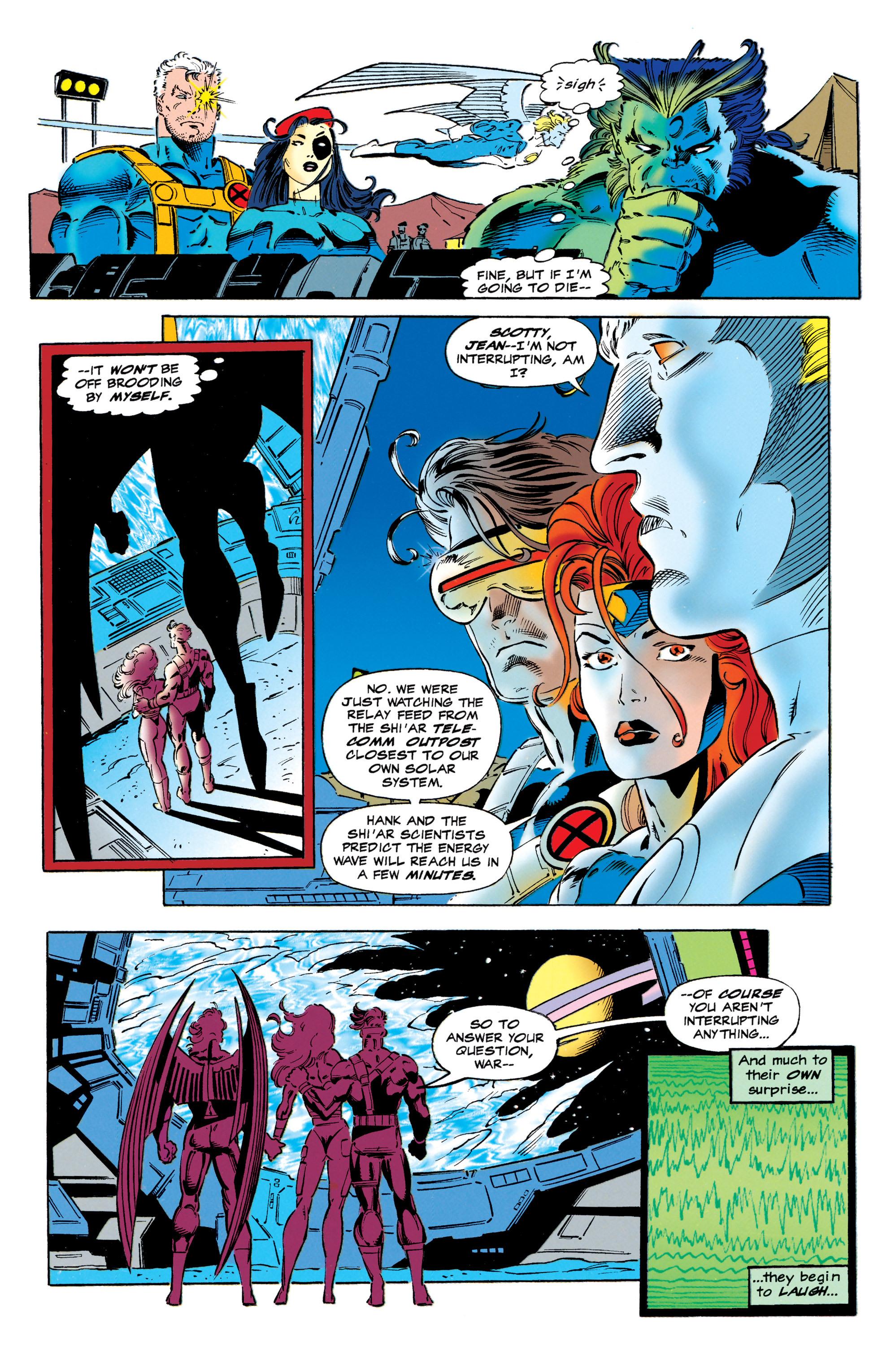 X-Men (1991) 41 Page 8
