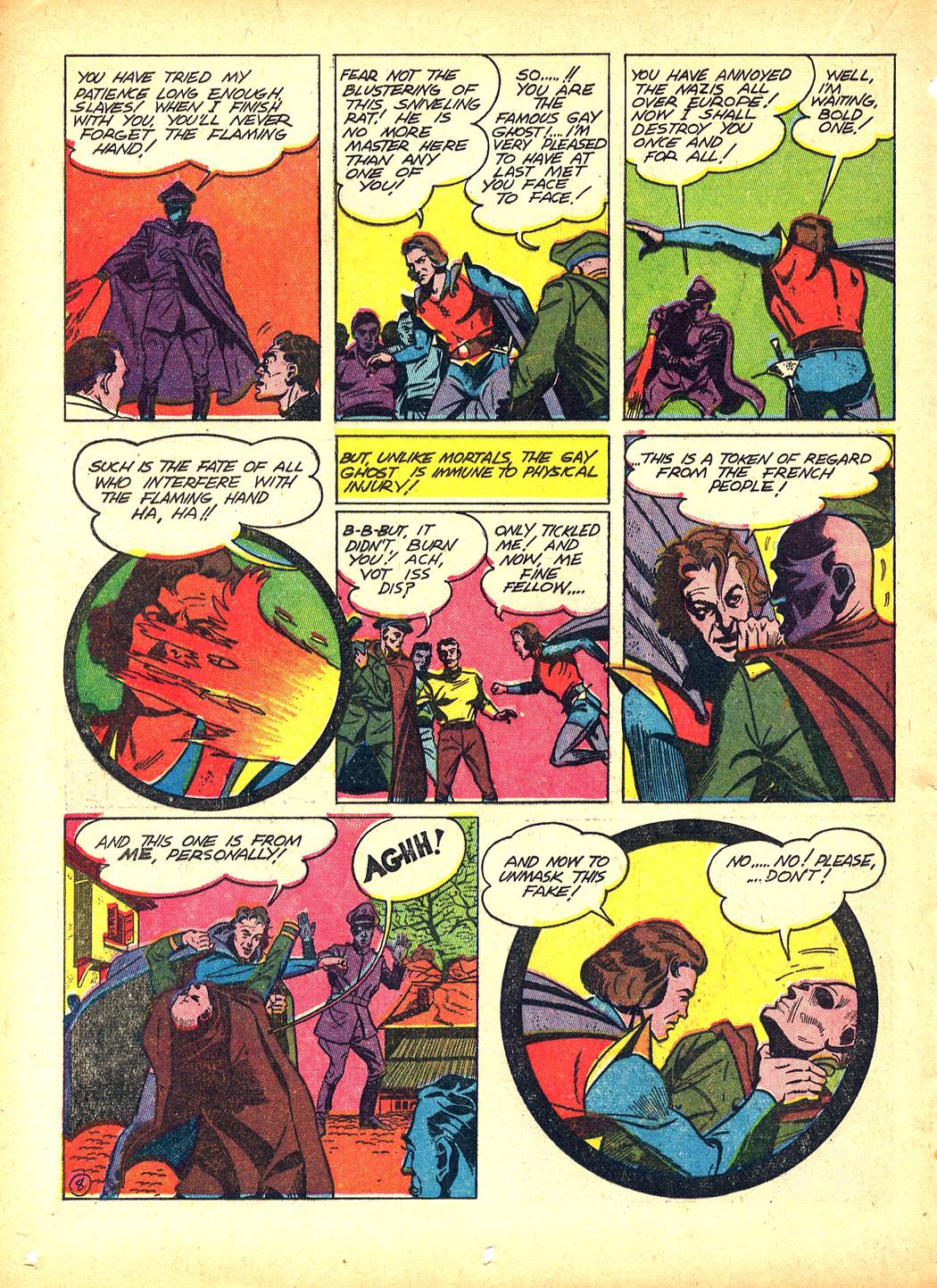 Read online Sensation (Mystery) Comics comic -  Issue #5 - 44