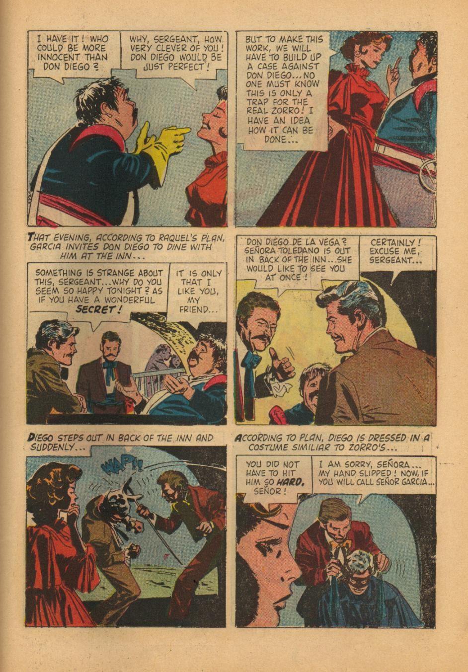 Zorro (1966) issue 2 - Page 23